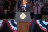 Hard data, hard numbers won it for Obama