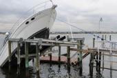Sandy's aftermath: Staten Island, NY...
