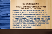 Why Dems still need Obama for fundraising