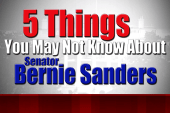 5 Things You May Not Know About Bernie...