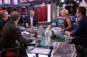 Brokaw: From a clinical view, picking Ryan...