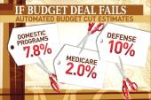 Halperin: No leadership to make deficit...