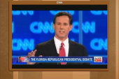 Romney delivers 'enhanced' debate performance