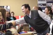 GOP brand damage, Santorum stays in, and...