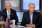 Carville: There's been an ongoing...