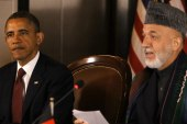 Scarborough: 'Insanity' to think Karzai...