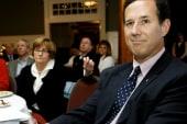 Mitchell: Santorum endorsing and slamming...