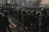 Ukraine protests reach bloodiest day