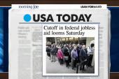 Extending unemployment aid 'tough sell'