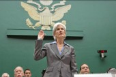 Sebelius acknowledges site failures