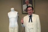 Colonel Sanders' famous white suit sells...