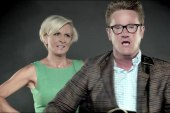 Joe and Mika try out for Sunday Night...