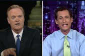 Anthony Weiner tells MSNBC host to 'chillax'