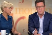 Scarborough: Obama isn't like Clinton