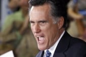 Is Mitt Romney's narrative a 'constant...
