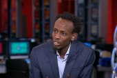 From limo driver to Oscar nom: Barkhad Abdi