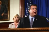 Could anything make Christie run in '12?