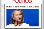 Allen: Shape of a Hillary Clinton campaign...