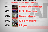 The top 10 AP stories of 2012