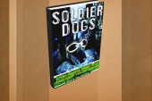 Author: 'Dogs are really big heroes'