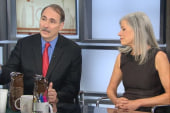 David Axelrod: 50,000 die annually from...
