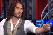 Russell Brand takes over Morning Joe,...