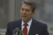 Reagan's speeches and President Obama as...