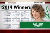 Taylor Swift tops Morning Joe's 2014 winners