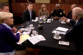 Biden, roundtable agree: Keep guns out of...