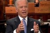 Biden on gun control: 'The public is so...
