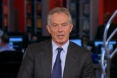Tony Blair: The risk is Syria becomes...