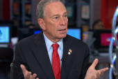 Bloomberg: The NRA was notoriously...