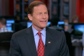 Blumenthal: Hagel 'is qualified' to be...