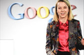 Yahoo names Marissa Mayer