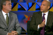 Cory Booker: 'Collective will' needed to...