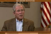 George W. Bush: 'Eight years was awesome,...