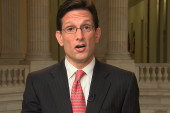 Rep. Cantor on repeal vote, why Americans ...