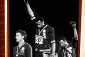 The story behind the '68 Olympic Black...