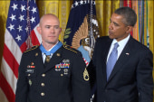 Medal of Honor recipient on heroic battle