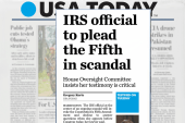 IRS official Lois Lerner to plead Fifth at...