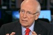 Cheney: As VP, you need thick skin to...