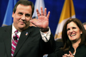 Is Chris Christie still in the running for...