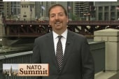 Todd: Syria not part of discussion at NATO...
