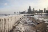 Polar vortex puts US in a deep freeze