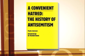 New book explores the history of Antisemitism