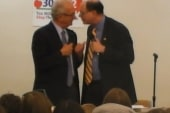 California congressmen go nose to nose in...
