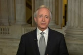 Corker: Shutdown causes concern from allies