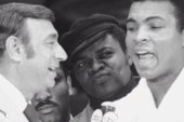 Author: Howard Cosell became a star by...