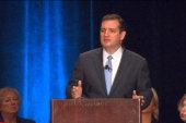 Texas supporters heartily welcome Cruz