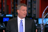 NYC mayoral candidate: Stop-and-frisk...
